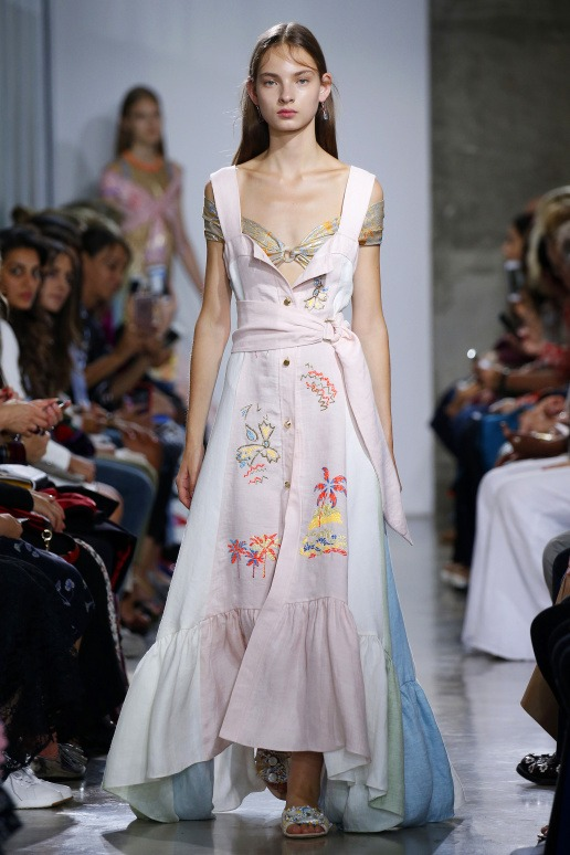 Peter Pilotto Takes Flight