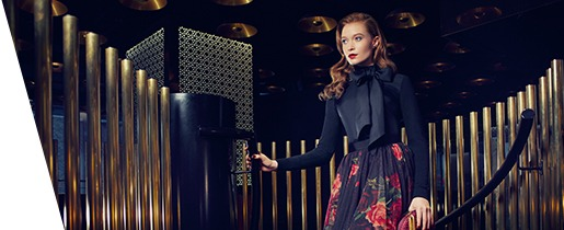 Ted Baker Claims Fashion First With Google Collaboration On 'Mission Impeccable'